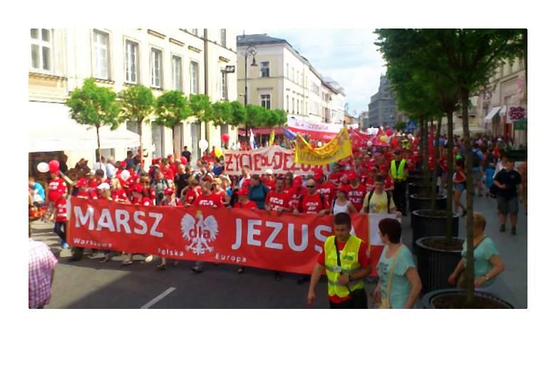 Ogólnopolska Konferencja Kościoła Ulicznego i Marszu dla Jezusa