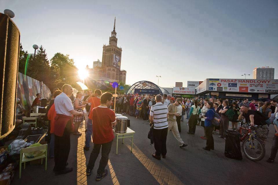 V Rocznica Powstania Kościoła Ulicznego w Warszawie